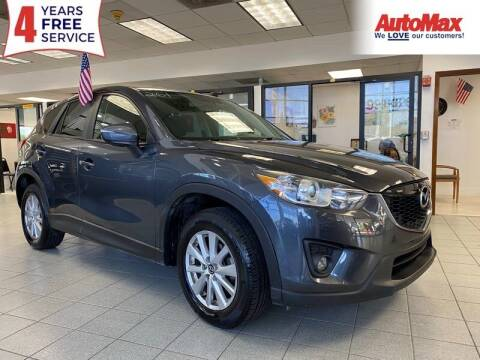 2015 Mazda CX-5 for sale at Auto Max in Hollywood FL