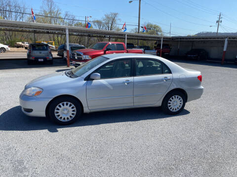 2006 Toyota Corolla for sale at Lewis Used Cars in Elizabethton TN