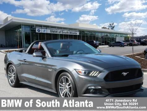 2015 Ford Mustang for sale at Carol Benner @ BMW of South Atlanta in Union City GA