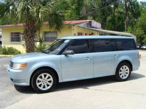 2009 Ford Flex for sale at VANS CARS AND TRUCKS in Brooksville FL