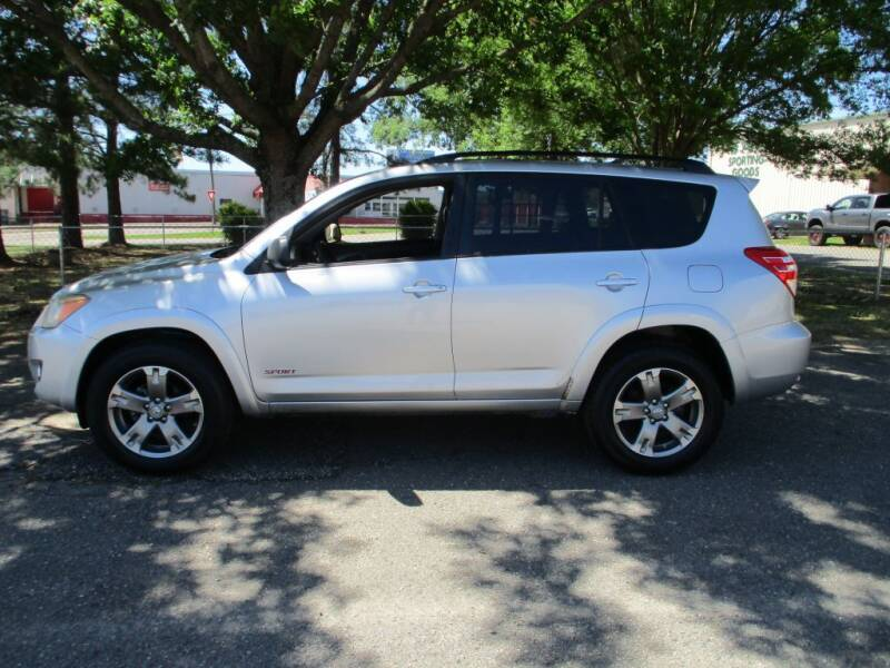 2010 Toyota RAV4 for sale at A & P Automotive in Montgomery AL