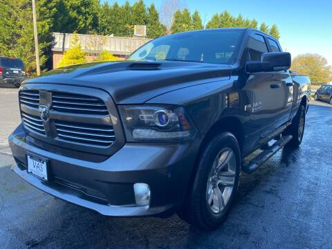 2014 RAM Ram Pickup 1500 for sale at Viewmont Auto Sales in Hickory NC