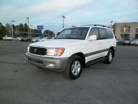 1998 Toyota Land Cruiser for sale at Paniagua Auto Mall in Dalton GA
