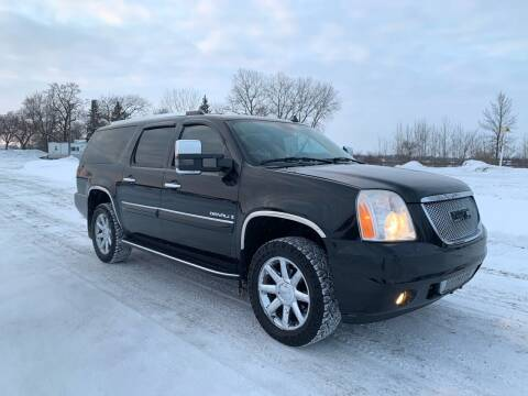 2007 GMC Yukon XL for sale at Overvold Motors in Detriot Lakes MN