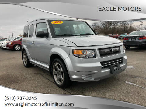 2007 Honda Element for sale at Eagle Motors in Hamilton OH