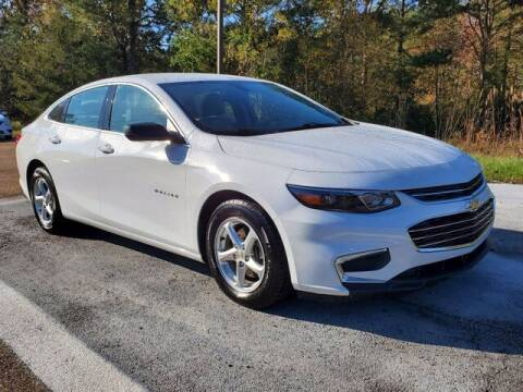 2017 Chevrolet Malibu for sale at Southeast Autoplex in Pearl MS