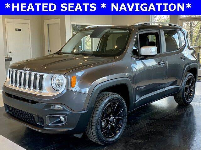 2017 Jeep Renegade for sale at Ron's Automotive in Manchester MD