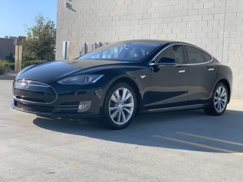 2014 Tesla Model S for sale at C W Motors in Bradenton FL