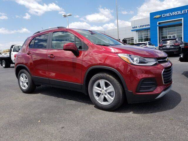 2021 Chevrolet Trax for sale in Cleveland, TN
