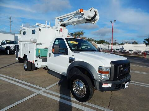 2010 Ford F-550 Super Duty for sale at Vail Automotive in Norfolk VA
