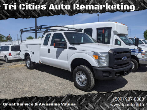 2016 Ford F-350 Super Duty for sale at Tri Cities Auto Remarketing in Kennewick WA