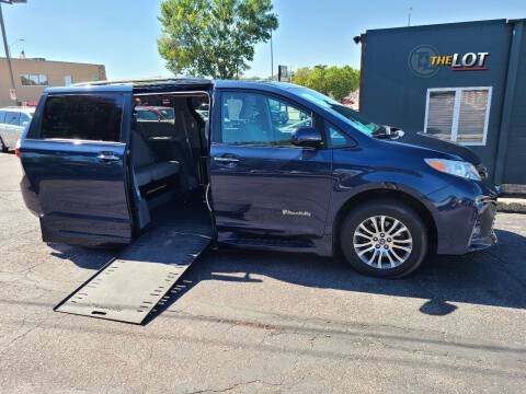 2020 Toyota Sienna for sale at THE LOT in Sioux Falls SD