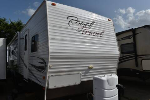 2014 Rec by Design Royal Travel 40SC for sale at Buy Here Pay Here RV in Burleson TX