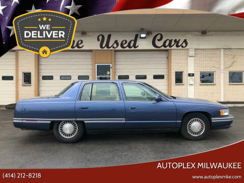 1995 Cadillac DeVille for sale at Autoplex 2 in Milwaukee WI