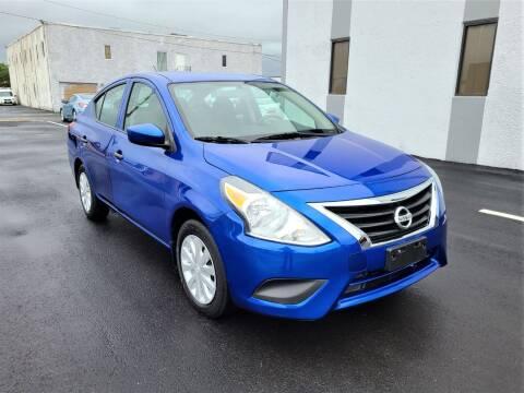 2016 Nissan Versa for sale at Image Auto Sales in Dallas TX