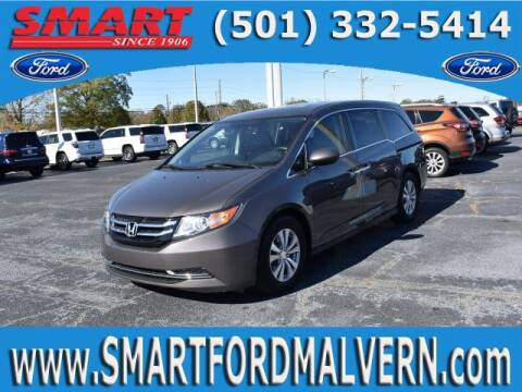 2016 Honda Odyssey for sale at Smart Auto Sales of Benton in Benton AR