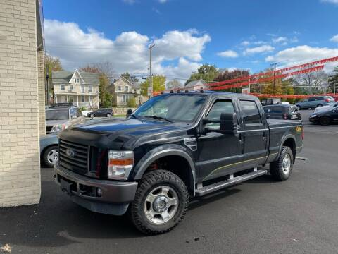 2010 Ford F-250 Super Duty for sale at FIESTA MOTORS in Hagerstown MD