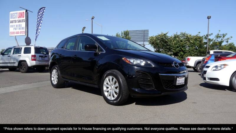 2011 Mazda CX-7 for sale at Westland Auto Sales in Fresno CA