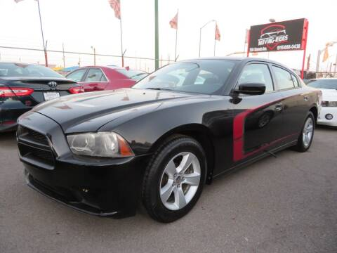 2013 Dodge Charger for sale at Moving Rides in El Paso TX