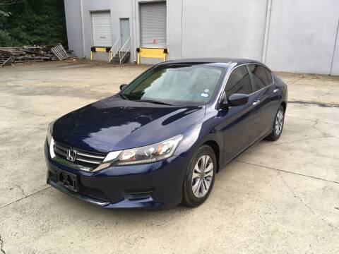 2015 Honda Accord for sale at Legacy Motor Sales in Norcross GA