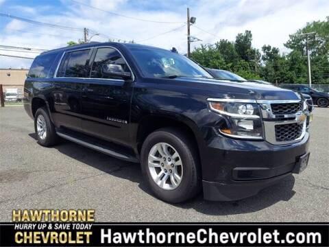 2017 Chevrolet Suburban for sale at Hawthorne Chevrolet in Hawthorne NJ