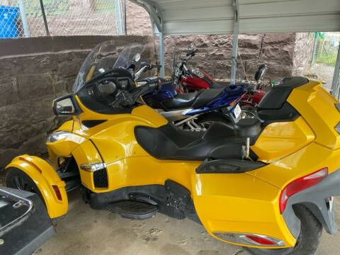 2013 Can-Am Spyder  for sale at E-Z Pay Used Cars in McAlester OK