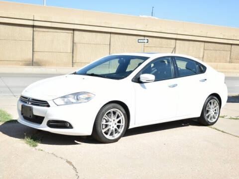 2013 Dodge Dart for sale at Dave Johnson Sales in Wichita KS