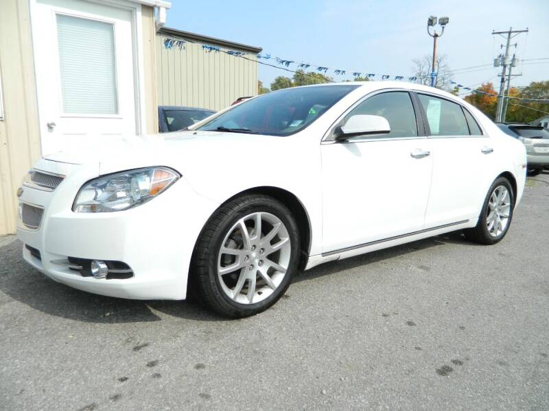 2012 Chevrolet Malibu LTZ 4dr Sedan w/2LZ - Fort Wayne IN