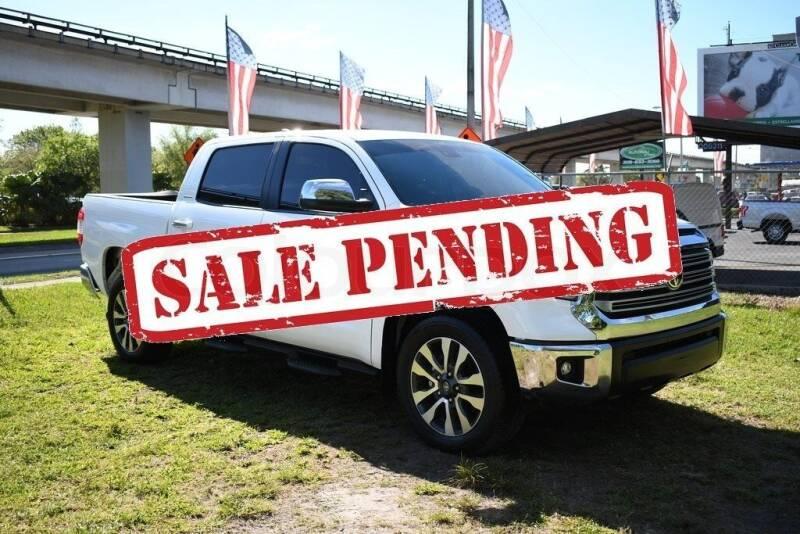 2020 Toyota Tundra for sale at STS Automotive - Miami, FL in Miami FL