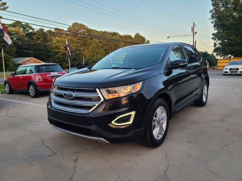 2015 Ford Edge for sale at DADA AUTO INC in Monroe NC