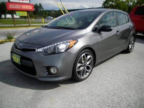 2015 Kia Forte5 for sale at BAILEY MOTORS INC in West Rutland VT
