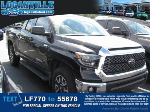 2020 Toyota Tundra for sale at Loganville Ford in Loganville GA
