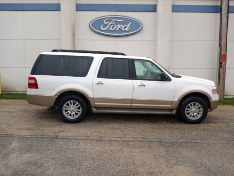 2012 Ford Expedition EL for sale at Welterlen Motors in Edgewood IA
