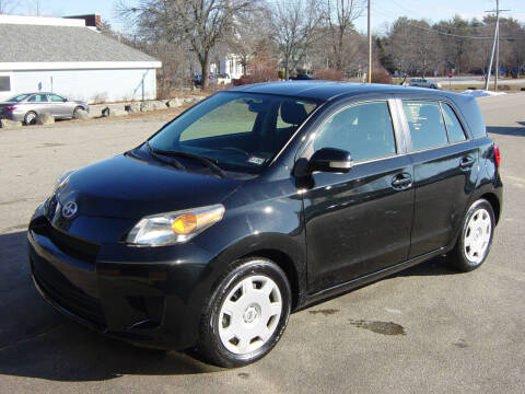 2013 Scion xD for sale at North South Motorcars in Seabrook NH