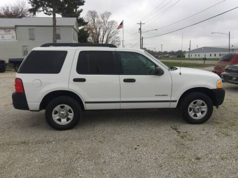 2005 Ford Explorer for sale at Jerry Kash Inc. in White Pigeon MI