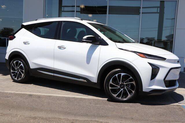 2022 Chevrolet Bolt EUV for sale in San Luis Obispo, CA