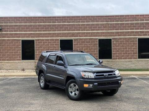 2005 Toyota 4Runner for sale at A To Z Autosports LLC in Madison WI