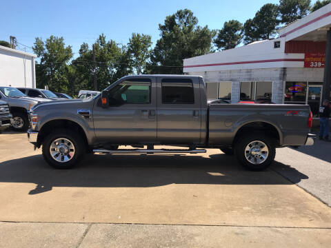 2010 Ford F-250 Super Duty for sale at Northwood Auto Sales in Northport AL
