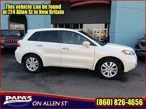 2011 Acura RDX for sale at Papas Chrysler Dodge Jeep Ram in New Britain CT