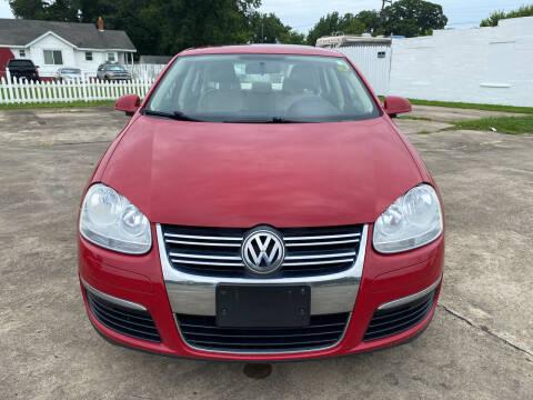 2010 Volkswagen Jetta for sale at Advantage Motors in Newport News VA