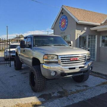 2003 GMC Sierra 1500 for sale at Spark Motors in Kansas City MO