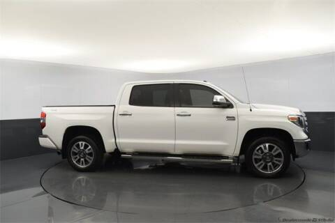 2019 Toyota Tundra for sale at Tim Short Auto Mall in Corbin KY