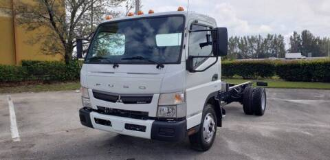2020 Mitsubishi Fuso FEC7TS