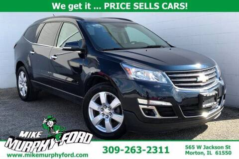 2016 Chevrolet Traverse for sale at Mike Murphy Ford in Morton IL