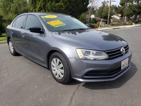 2016 Volkswagen Jetta for sale at CAR CITY SALES in La Crescenta CA