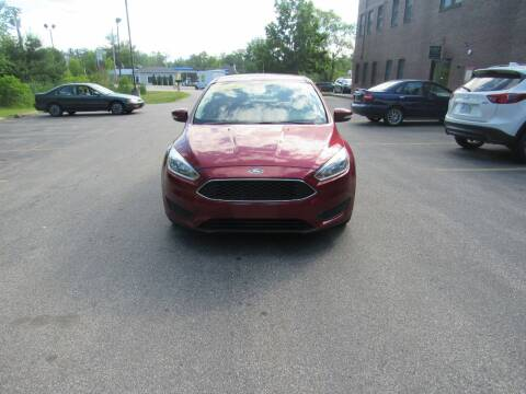 2016 Ford Focus for sale at Heritage Truck and Auto Inc. in Londonderry NH