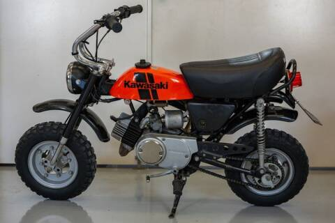 1975 Kawasaki MT1 for sale at STREET DREAMS TEXAS in Fredericksburg TX
