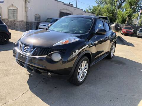 2012 Nissan JUKE for sale at AAA Auto Wholesale in Parma OH