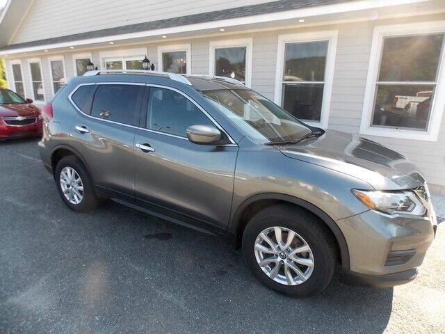 2017 Nissan Rogue for sale at Bachettis Auto Sales in Sheffield MA