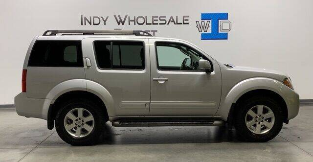2012 Nissan Pathfinder for sale at Indy Wholesale Direct in Carmel IN
